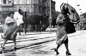 paraplydamer